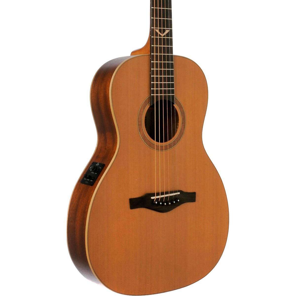 EKO EVO Series Parlor Acoustic-Electric Guitar