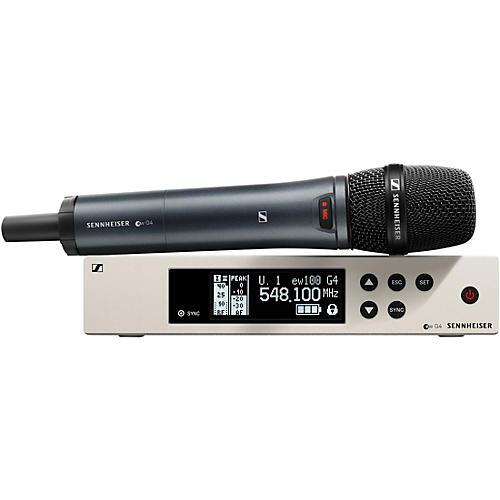 Sennheiser EW 100 G4-865-S Wireless Handheld Microphone System