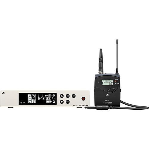 Sennheiser EW 100 G4-Ci1 Instrument Wireless System