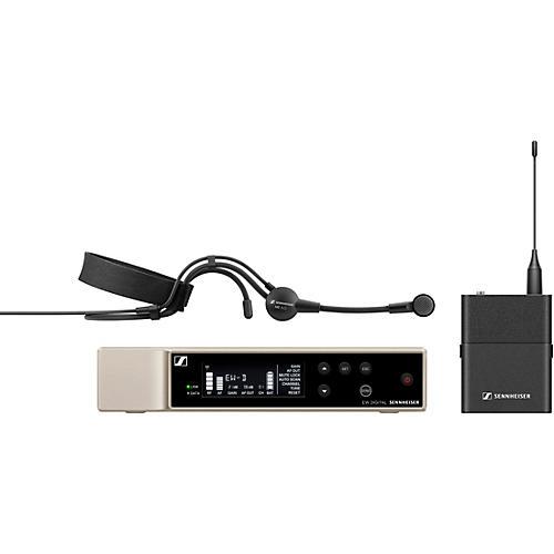 Sennheiser EW-D Evolution Wireless Digital System With ME3 Headset Microphone