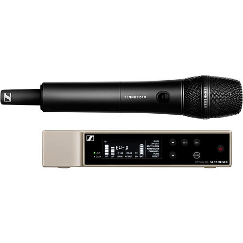 Sennheiser EW-D Evolution Wireless Digital System with 835-S Handheld Microphone
