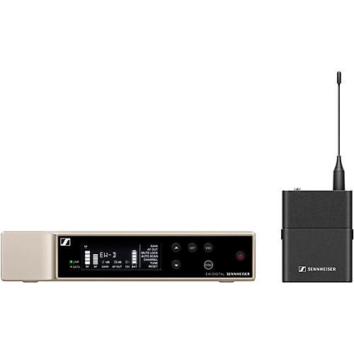 Sennheiser EW-D Evolution Wireless Digital System with SK Receiver and BodyPack Transmitter