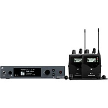 EW IEM G4-TWIN Wireless In-Ear Monitoring System Band A