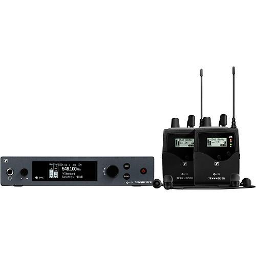 Sennheiser EW IEM G4-TWIN Wireless In-Ear Monitoring System