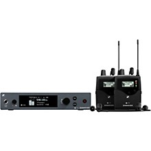 EW IEM G4-TWIN Wireless In-Ear Monitoring System Band G