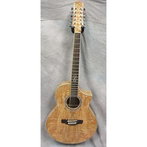 Ibanez EW2012ADE-NAT1205 12 String Acoustic Electric Guitar