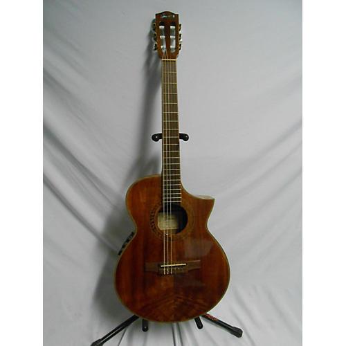 used ibanez ew20ase acoustic electric guitar koa guitar center. Black Bedroom Furniture Sets. Home Design Ideas