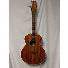 Ibanez EW20ZW Zebrawood Acoustic Guitar