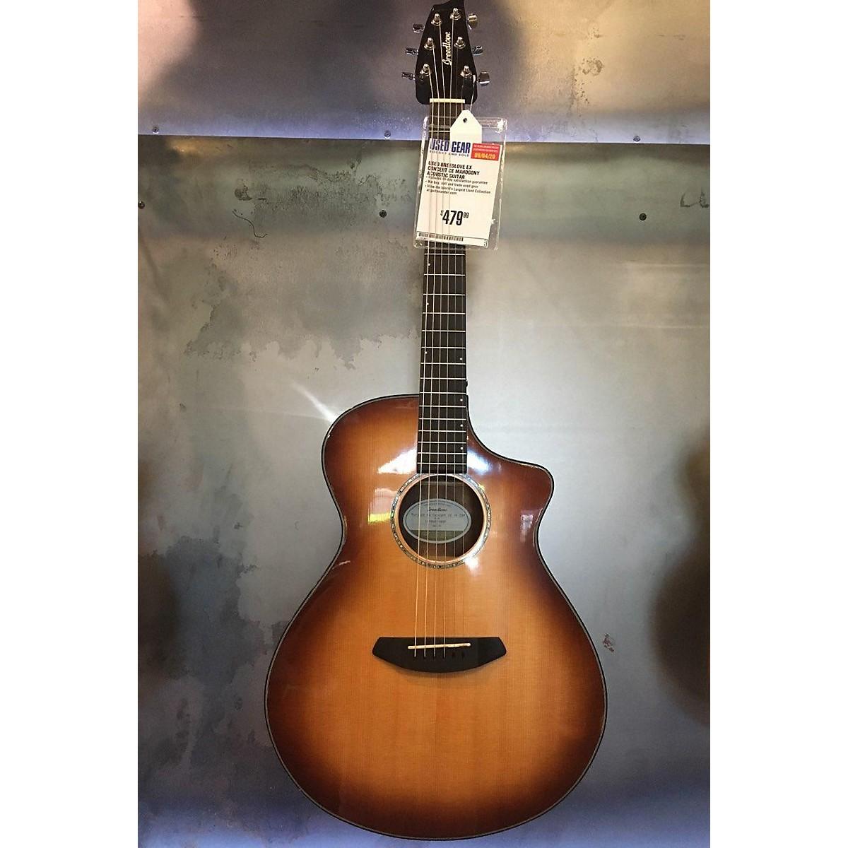 Breedlove EX CONCERT CE Acoustic Guitar