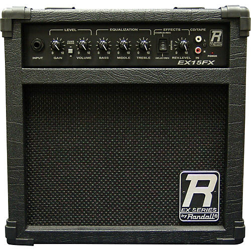 Randall EX15FX Guitar Amp with Effects