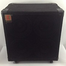 Eden EX410SC Bass Cabinet