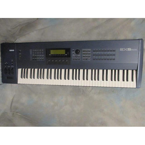 Yamaha EX5 Keyboard Workstation