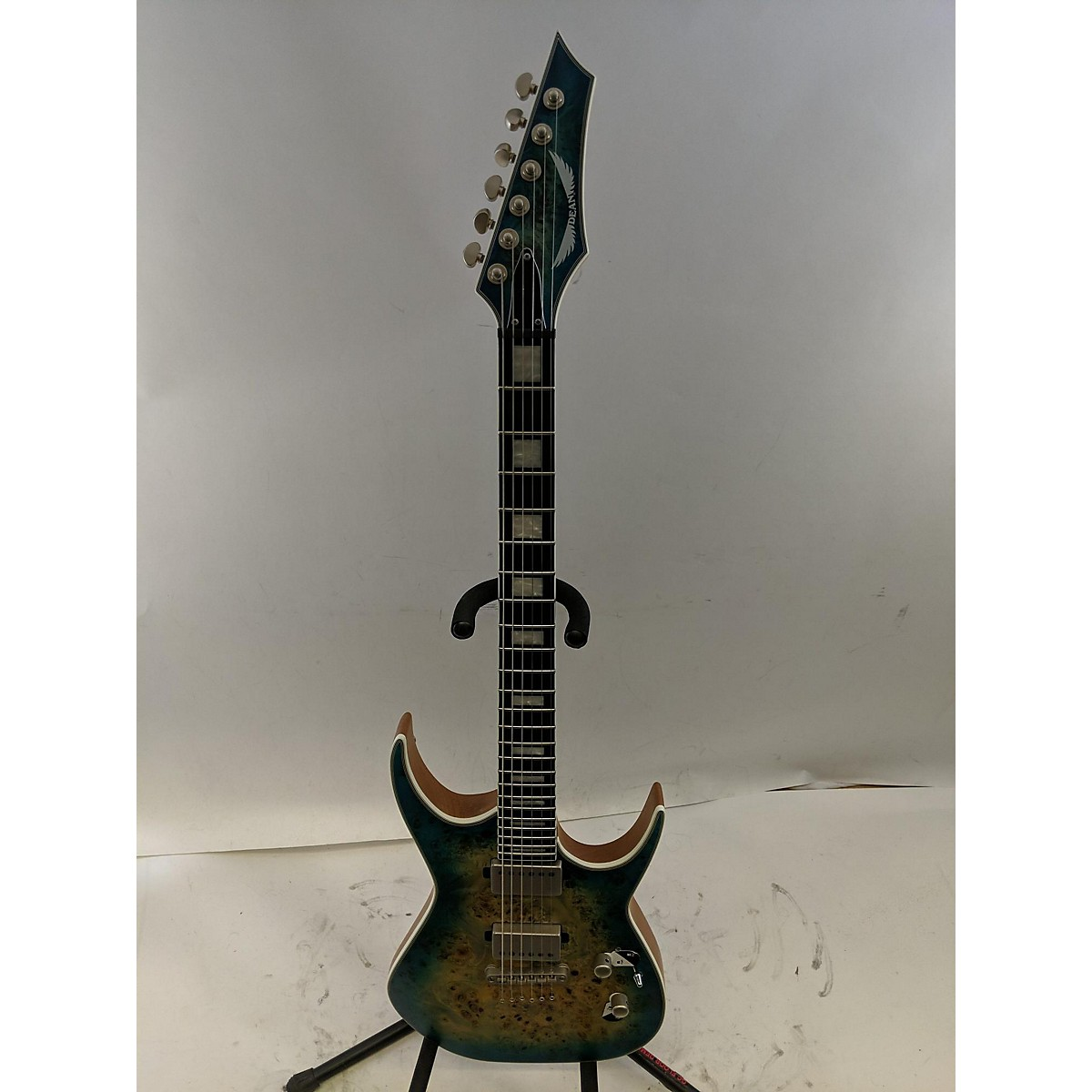 Dean EXILE Satin Solid Body Electric Guitar