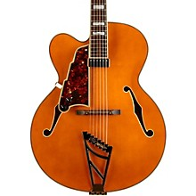 D'Angelico EXL-1 Hollowbody Left Handed Electric Guitar Level 1 Natural