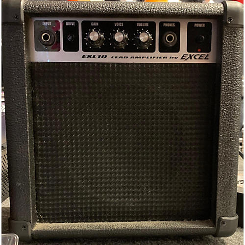 Excel EXL10 Battery Powered Amp