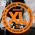 D'Addario EXL110 Nickel Light Electric Guitar Strings 10-Pack thumbnail