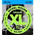 D'Addario EXL130+ Nickel XL Electric Guitar Strings thumbnail