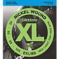 D'Addario EXL165 XL Nickel Round Wound Soft/Regular Bass Strings thumbnail