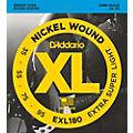 D'Addario EXL180 XL Extra Super Soft/Long Bass Strings thumbnail