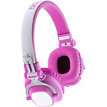 Moki EXO Kids Bluetooth Headphones Level 1 Pink