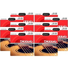 D'Addario EXP17 Acoustic Strings 10 Pack