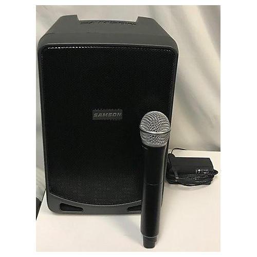 Samson EXPEDITION XP106W Powered Speaker