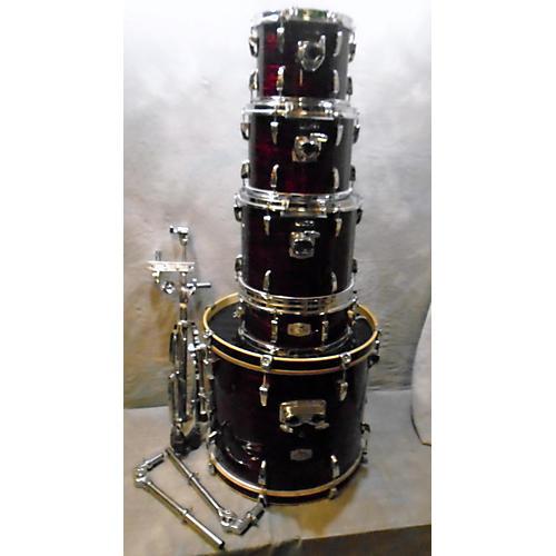 used pearl exr drum kit guitar center. Black Bedroom Furniture Sets. Home Design Ideas