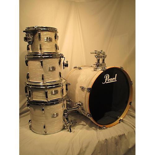 used pearl exr fusion drum kit guitar center. Black Bedroom Furniture Sets. Home Design Ideas