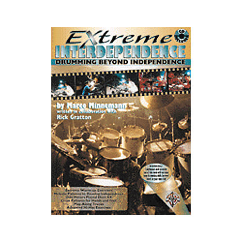 Alfred EXtreme Interdependence (Book/CD)