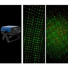 CHAUVET DJ EZ Laser RGFX Battery-Powered Compact Stage Laser Lights