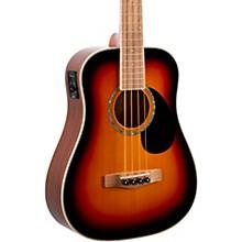 EZB Super Short-Scale Acoustic-Electric Bass 3-Color Sunburst