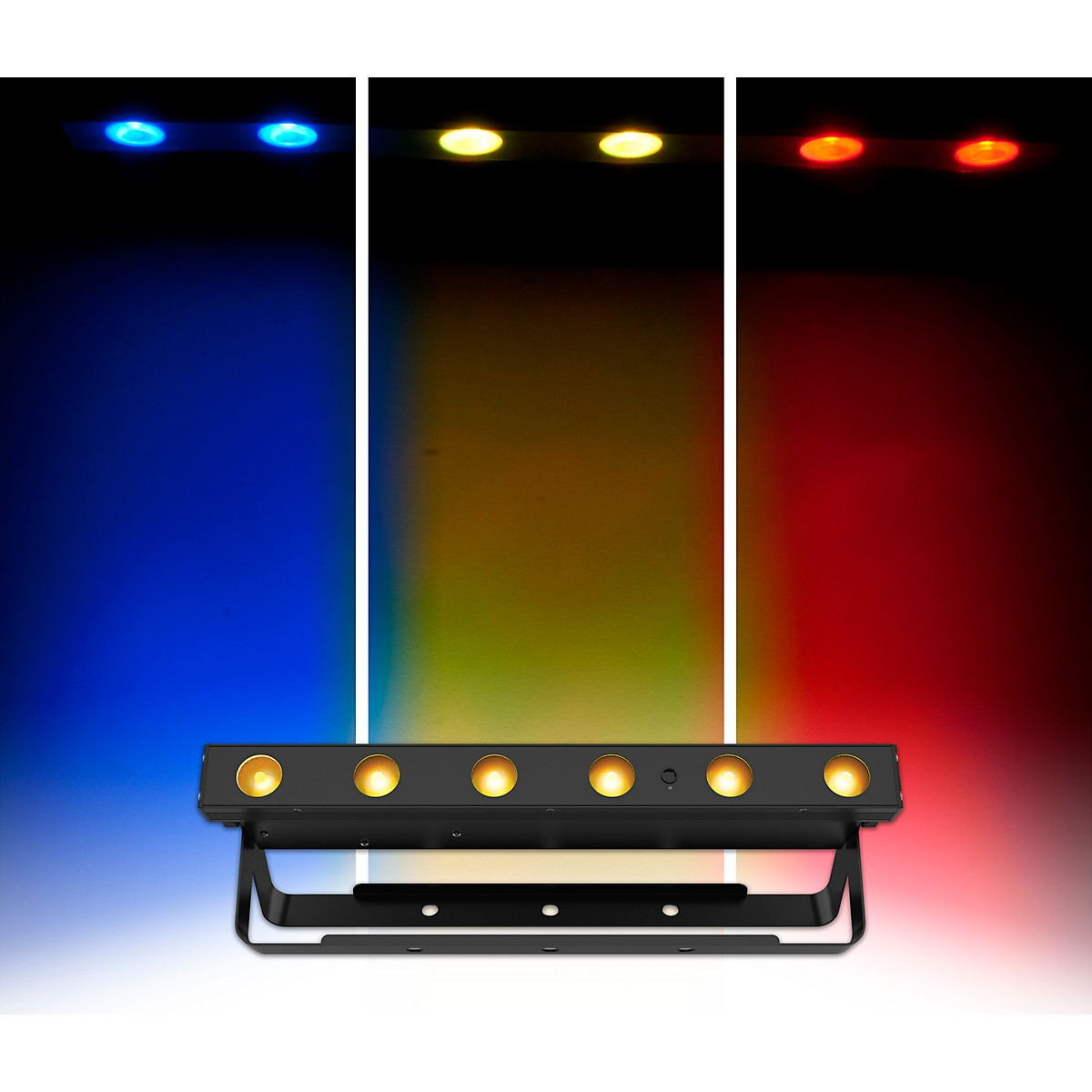 CHAUVET DJ EZLink Strip Q6 BT LED Wash Light with Bluetooth