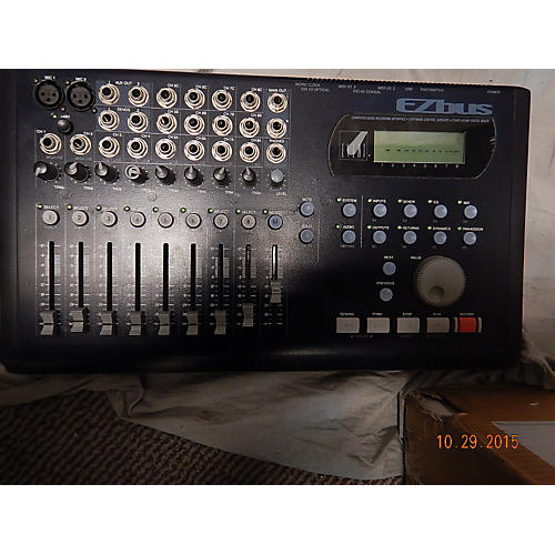 Event EZbus USB MIDI INTERFACE/MIXER Audio Interface