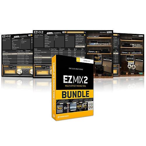 Toontrack EZmix 2 Complete Production Bundle Software Download