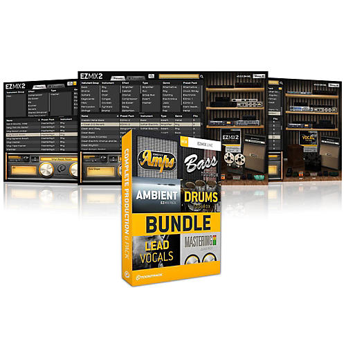 Toontrack EZmix Complete Production 6 Pack Software Download
