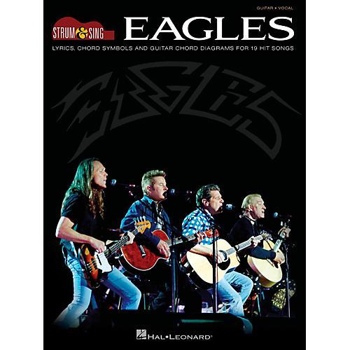 Hal Leonard Eagles - Strum & Sing Guitar