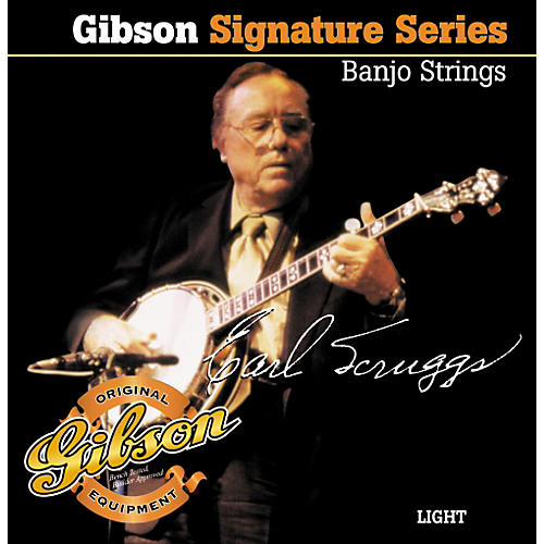 Gibson Earl Scruggs Signature Light Banjo Strings