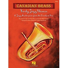 Canadian Brass Early Jazz Classics (Canadian Brass Quintets Tuba (B.C.)) Brass Ensemble Series by Luther Henderson