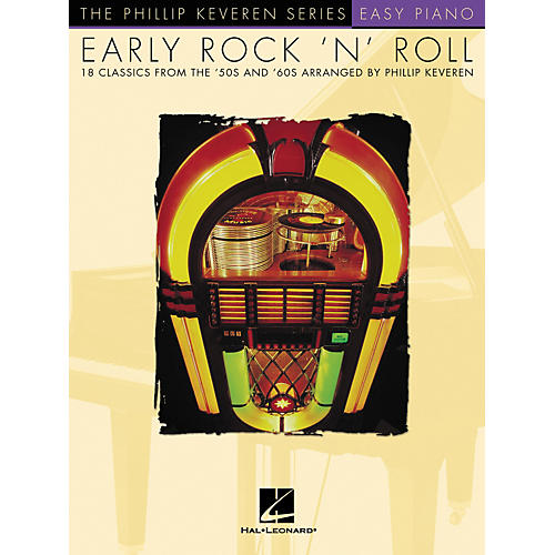 Hal Leonard Early Rock N' Roll - Phillip Keveren Series For Easy Piano