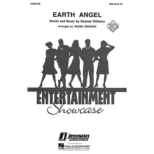 Hal Leonard Earth Angel TBB arranged by Roger Emerson