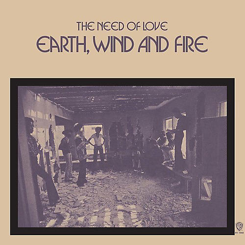 Alliance Earth Wind & Fire - The Need Of Love