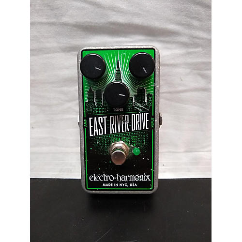 East River Drive Pedal : used electro harmonix east river drive overdrive effect pedal guitar center ~ Hamham.info Haus und Dekorationen