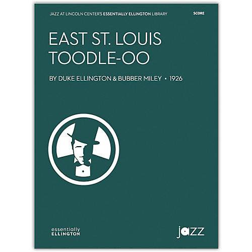 Alfred East St. Louis Toodle-oo Conductor Score 3.5 (Medium)