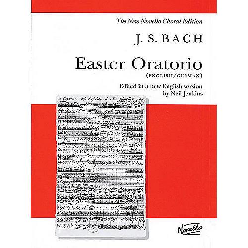 Novello Easter Oratorio (Vocal Score) Score Composed by Johan Sebastian Bach