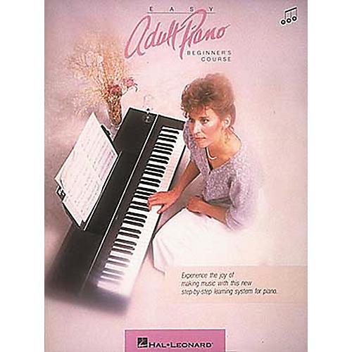 Hal Leonard Easy Adult Piano Beginner's Course