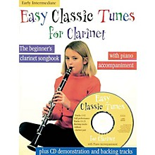 Music Sales Easy Classic Tunes for Clarinet Music Sales America Series