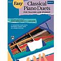 Alfred Easy Classical Piano Duets for Teacher and Student Book 2 thumbnail