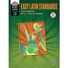 Alfred Easy Latin Standards Flexible Instrumentation Book & CD