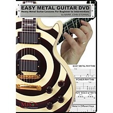 MJS Music Publications Easy Metal Guitar (DVD)
