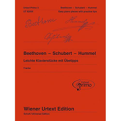 Carl Fischer Easy Piano Pieces Vol. 3 - Piano